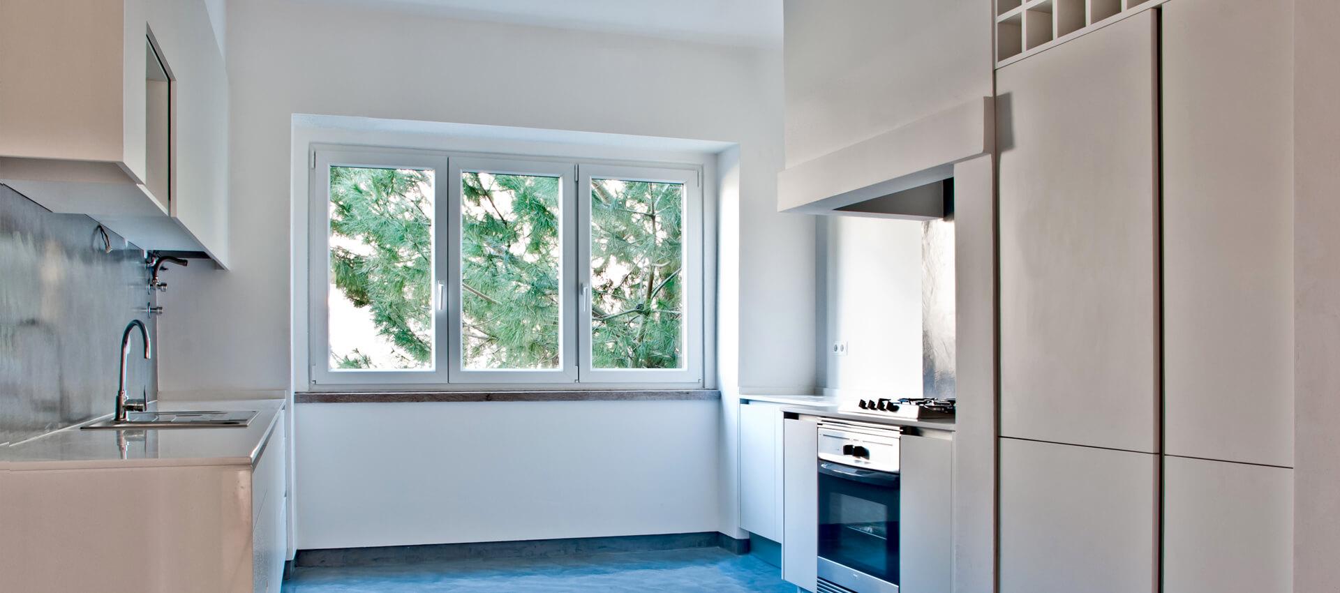 Cozinha - Apartamento Av. Paris - Lisboa