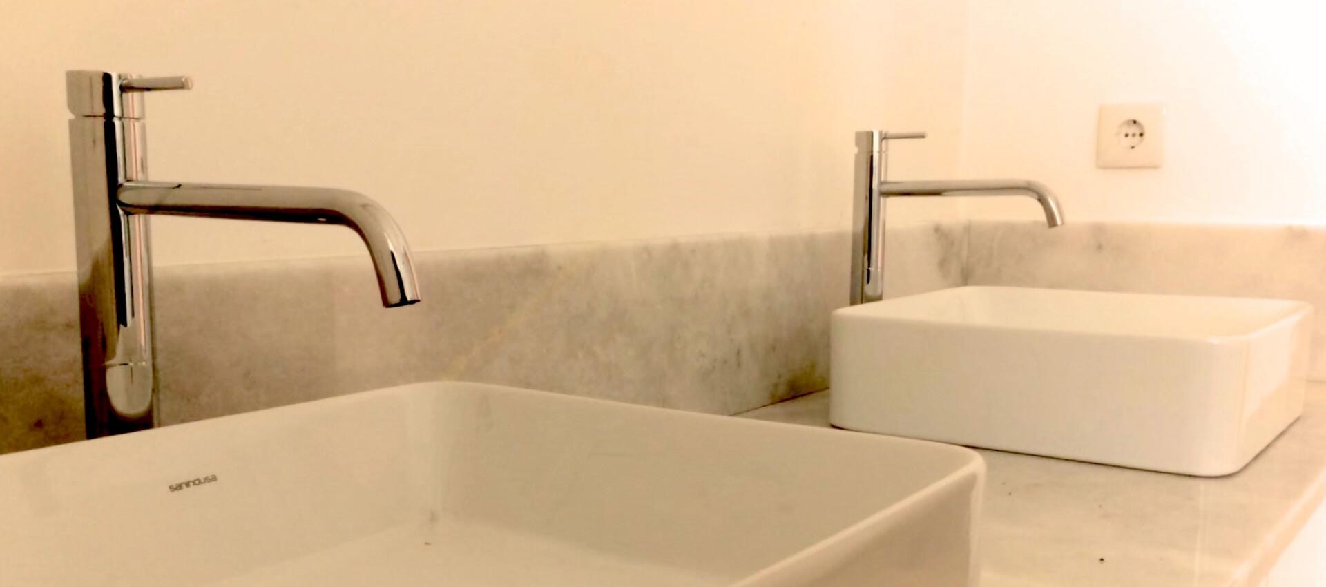 Lavatório - WC - Apartamento Abadias - Figueira da Foz
