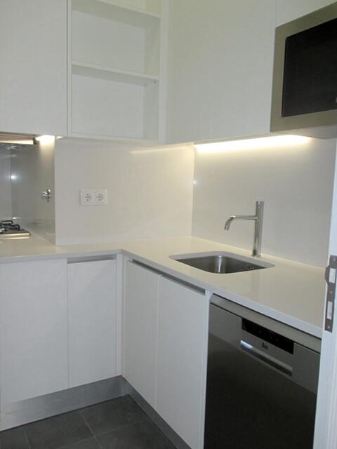 Cozinha - Depois - Apartamento av. Almirante Reis - Lisboa