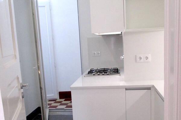 Habitação - Depois - Apartamento av. Almirante Reis - Lisboa