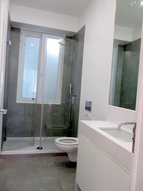 WC - Depois - Apartamento av. Almirante Reis - Lisboa