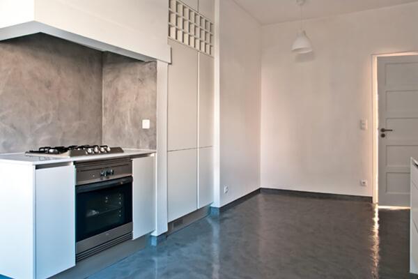 Fogão - Cozinha - Depois - Apartamento av. Paris - Lisboa