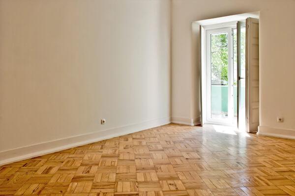 Varanda - Quarto - Depois - Apartamento av. Paris - Lisboa