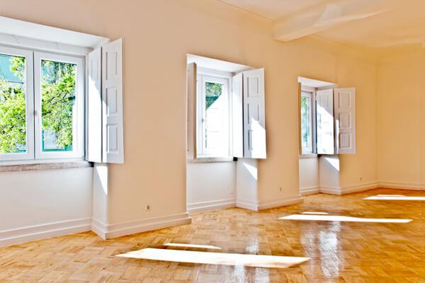 Janelas - Sala - Depois - Apartamento Alvalade - Lisboa