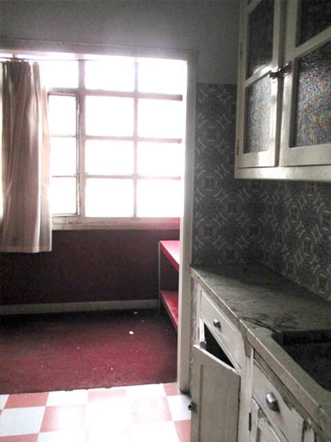 Armários - Cozinha - Antes - Apartamento Estefânia - Lisboa