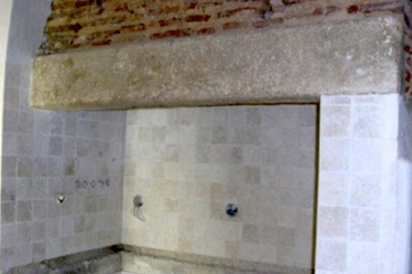 Interior - Antes - Museu Oficina Alfama - Lisboa