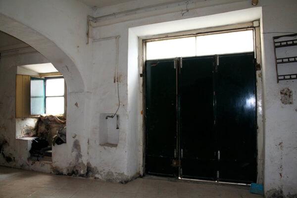 Entrada - Antes - Museu Oficina Alfama - Lisboa