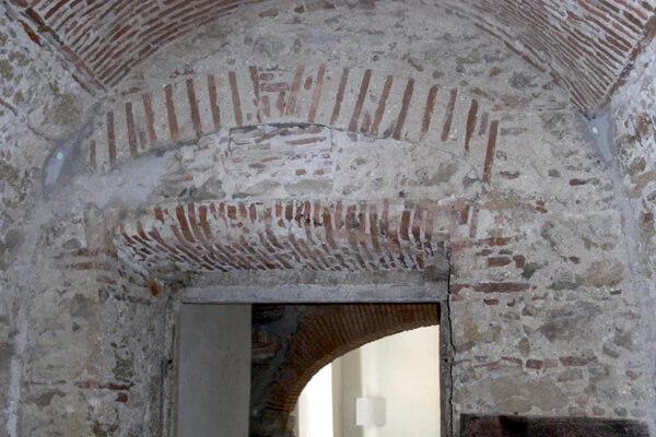 Tecto - Antes - Museu Oficina Alfama - Lisboa