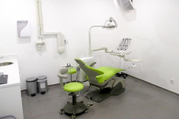 Consultório - Depois - Clínica Bauen Dental - Lisboa