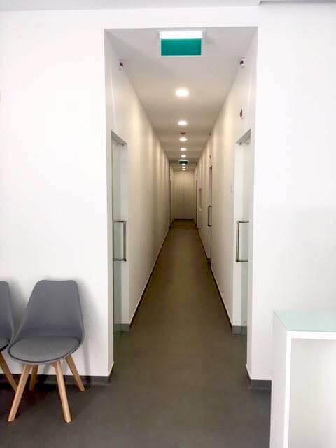 Sala de estar Clínica Dentária - Bauen Dental - Lisboa