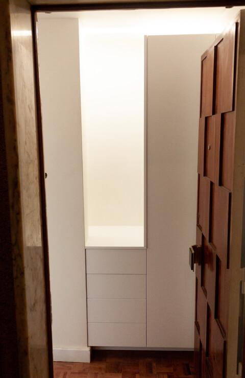 Entrada - Apartamento Campo de Ourique - Lisboa